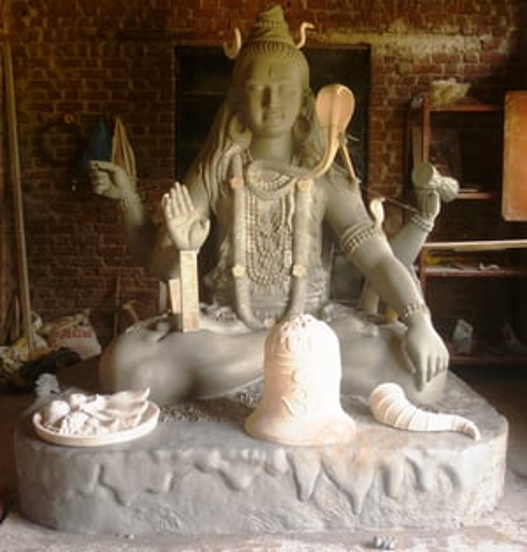 Grc Shiva Statue