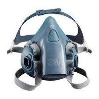 3M 7502/37082(AAD), Reusable Respirator, Medium, (Pack of 1)