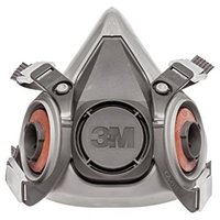 3M 6200 Half Face Reusable Respirator