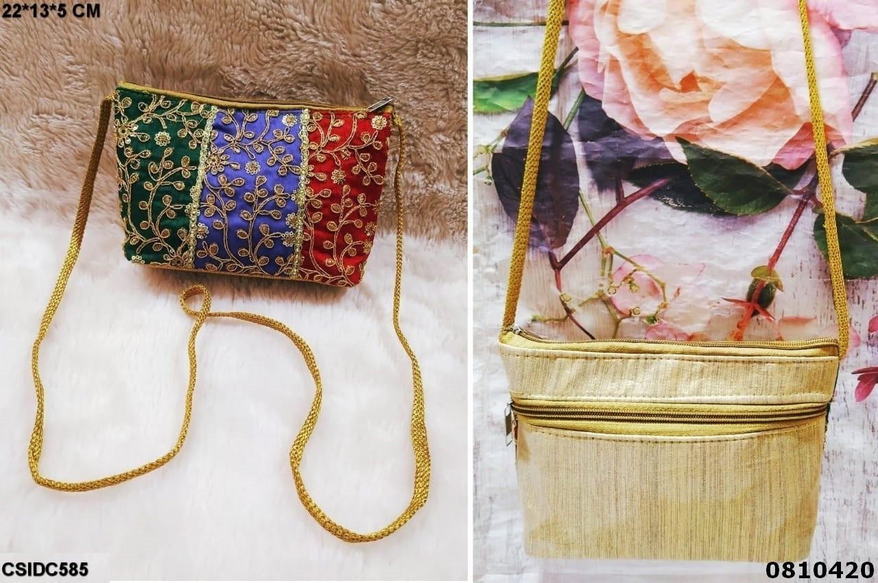 Ethnic Designer Sling Bag for Gifting & Giveaways