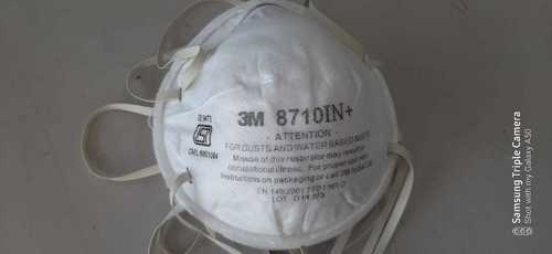 3M 8710 In Dust Mask FFP1