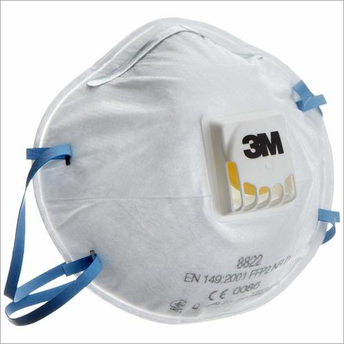 3M 8822 FFP2 Dust Mist Respirator Mask