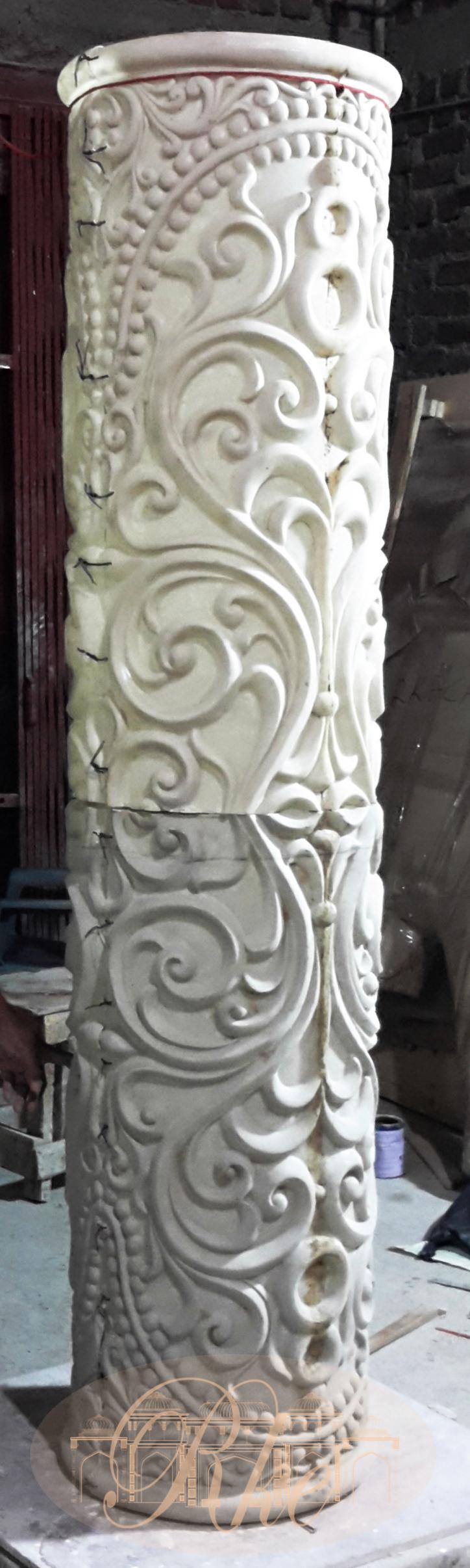Grc Pillar Column