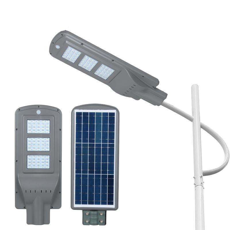 60W Solar Street Light