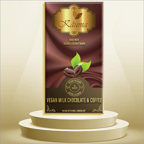 Vegan Milk Chocolate and Coffee