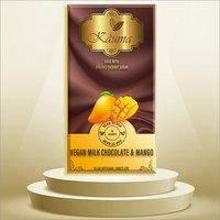 Vegan Milk Chocolate and Mango