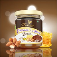 Chocolate And Almond Spread
