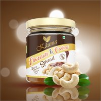 Chocolate And Cashew Spread