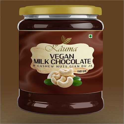 Vegan Milk Chocolate Coated Gianduj And Cashew Nuts