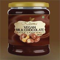 Vegan Milk Chocolate Coated Cashew Nuts