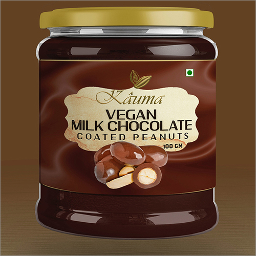 Vegan Milk Chocolate Coated Peanuts