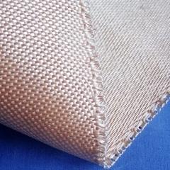 0.43mm thickness Heat treated (Caramelized) fiberglass fabric