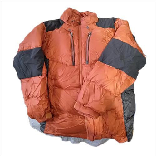 Mens used parka Jacket