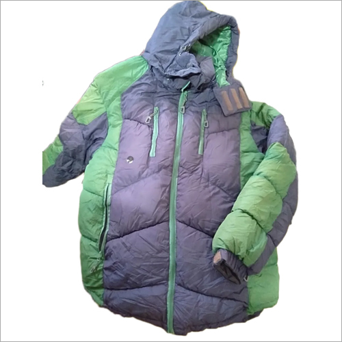 Used parka jacket