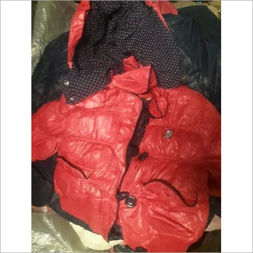 Used Full Sleeve Jacket