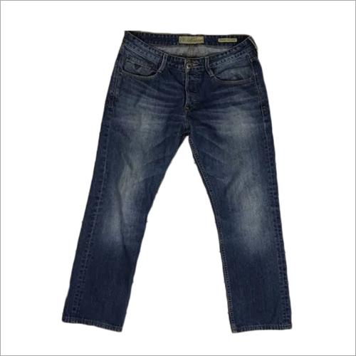 Mens Used Denim Jeans