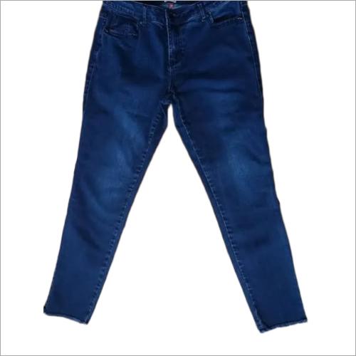 Mens Used Plain Jeans