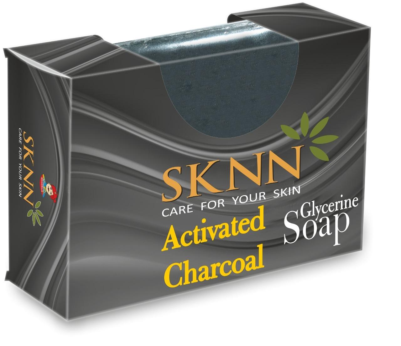 Charcoal Glycerine Soap