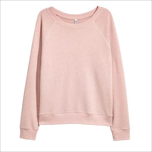 Ladies Used Plain Sweater