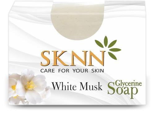 White Musk Glycerine Soap