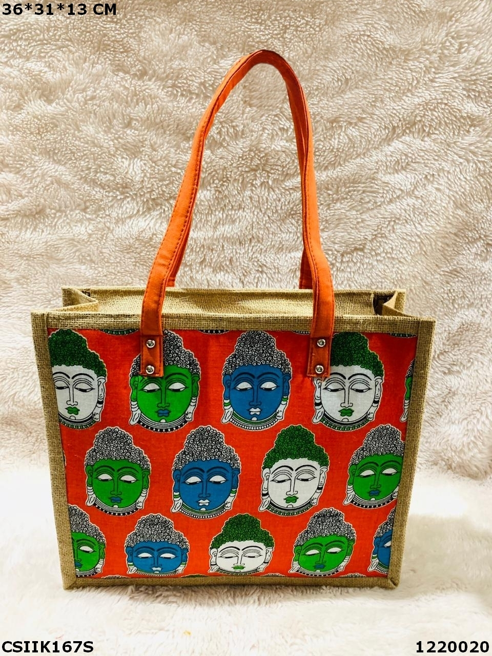 Classy Ikkat Hand Bag