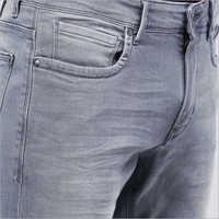 Mens Denim Light Grey Jeans