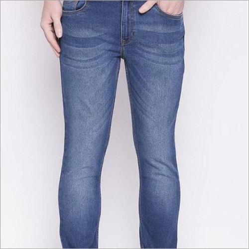 Mens Bare Denim Jeans