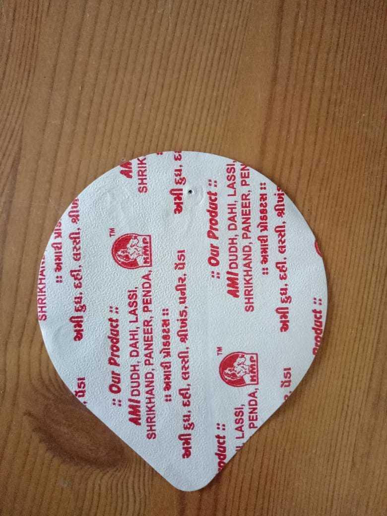 Dahi Cup Foil Lid, Curd Cup Foil Lid