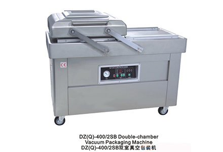 Fish Vacuum Packaging Machine