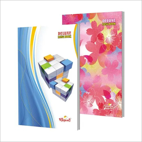 Student Deluxe Long Book