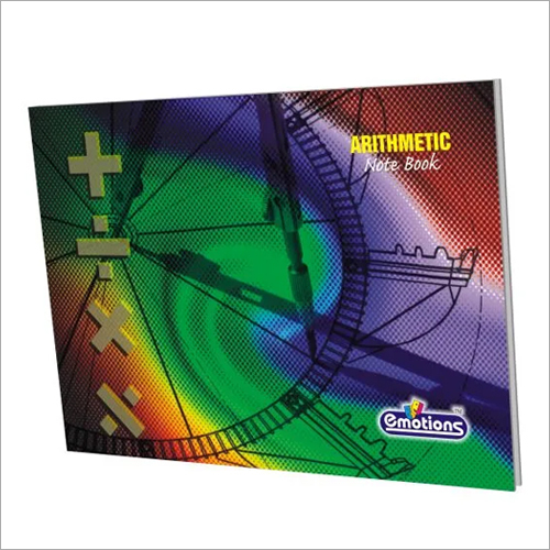 Arithmetic Notebook