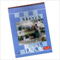 Student Sketch Book
