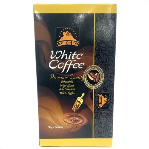 Instant White Coffee