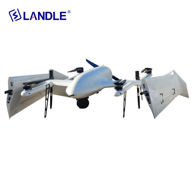 Ct-05 Power Line Inspection Vtol Aerial Uav Gasoline Uav Vtol Fixed Wing Uav For Sale