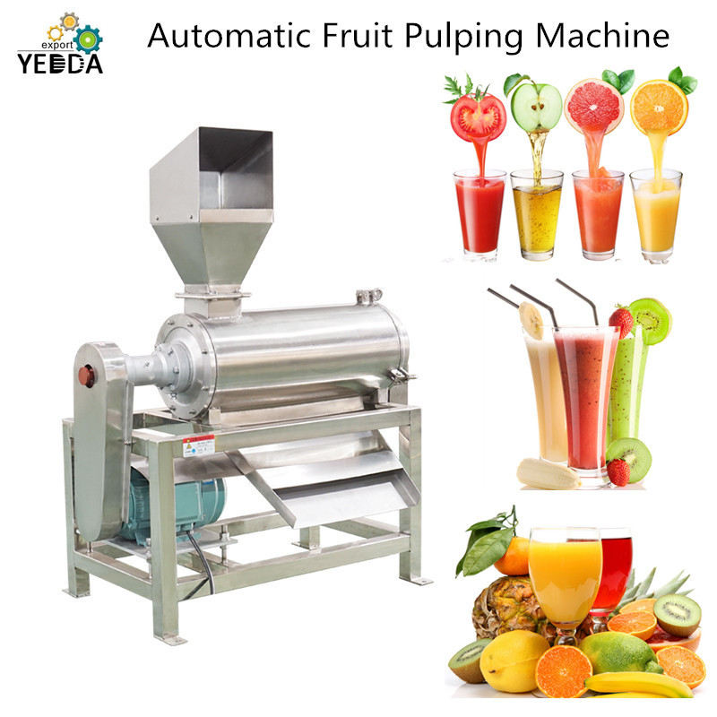 Industrial Automatic Fruit Juice Lemon juice Extracting Machine