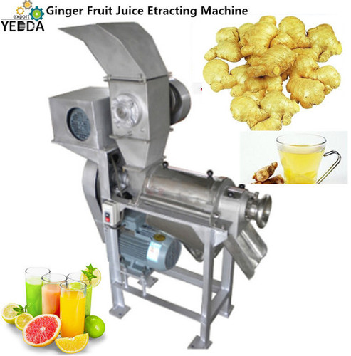 Ht-0.5 Fruit Ginger Juice Extracting Machine
