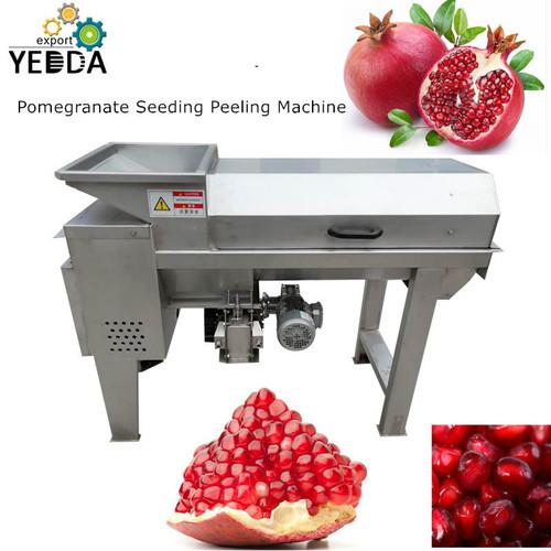 Pomegranate Seeding Peeling Machine