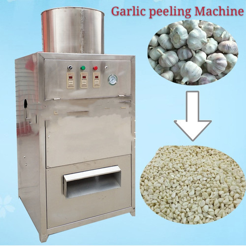 Dry Type Garlic Skin  Shallot Onion Peeling Machine