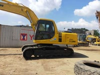 Used Komatsu Pc20066 Pc200 20ton For Sale Made In Japan