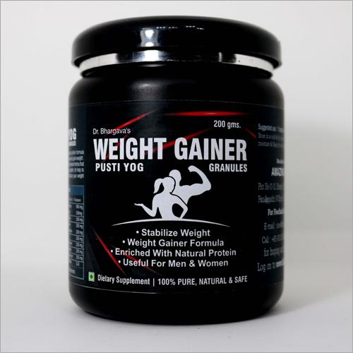 Weight Gainer Granules-PUSTI YOG