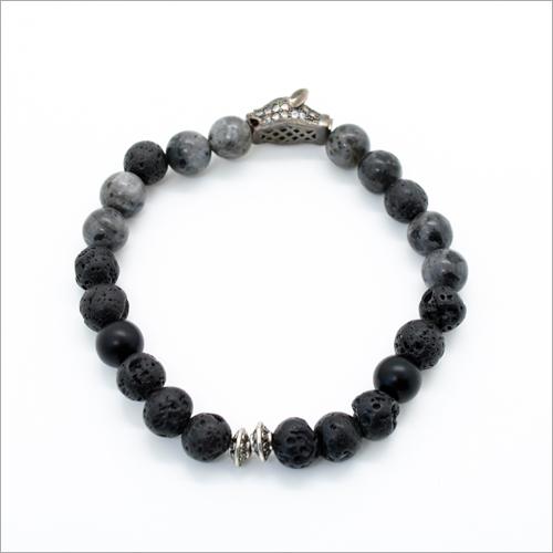 Lava & Lavrikite Bracelet Bracelet