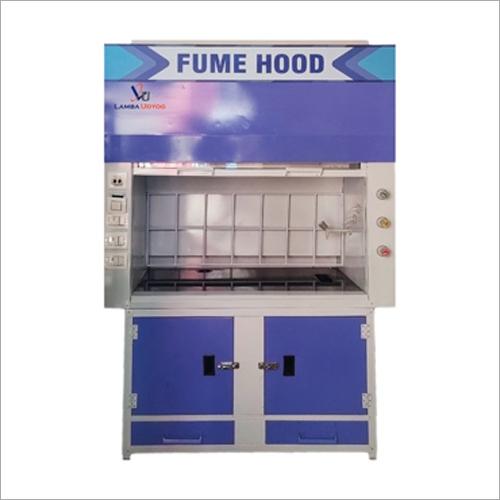 Stainless Steel Fume Hood