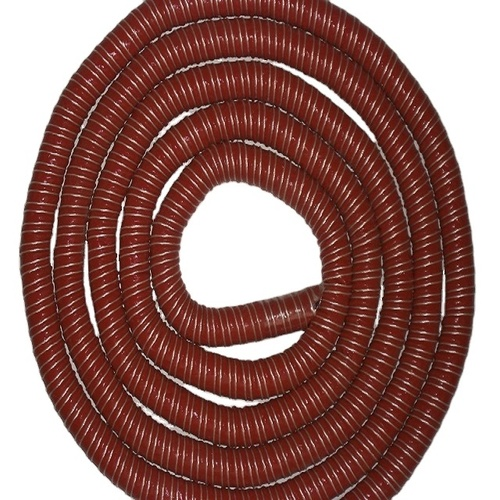 Silicone Duct Hose with Spring Steel Wire Re in forced Highly Flexible Very Good Heat Resistant For IV UR Dryer