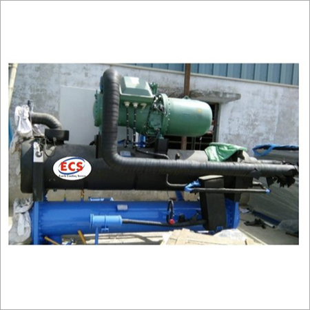 80TR Water Cooled Screw Chilling Plant
