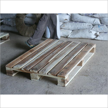 4 Way Irreversible Wooden Pallet