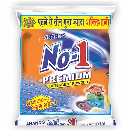 NO 1 Premium Detergent Powder
