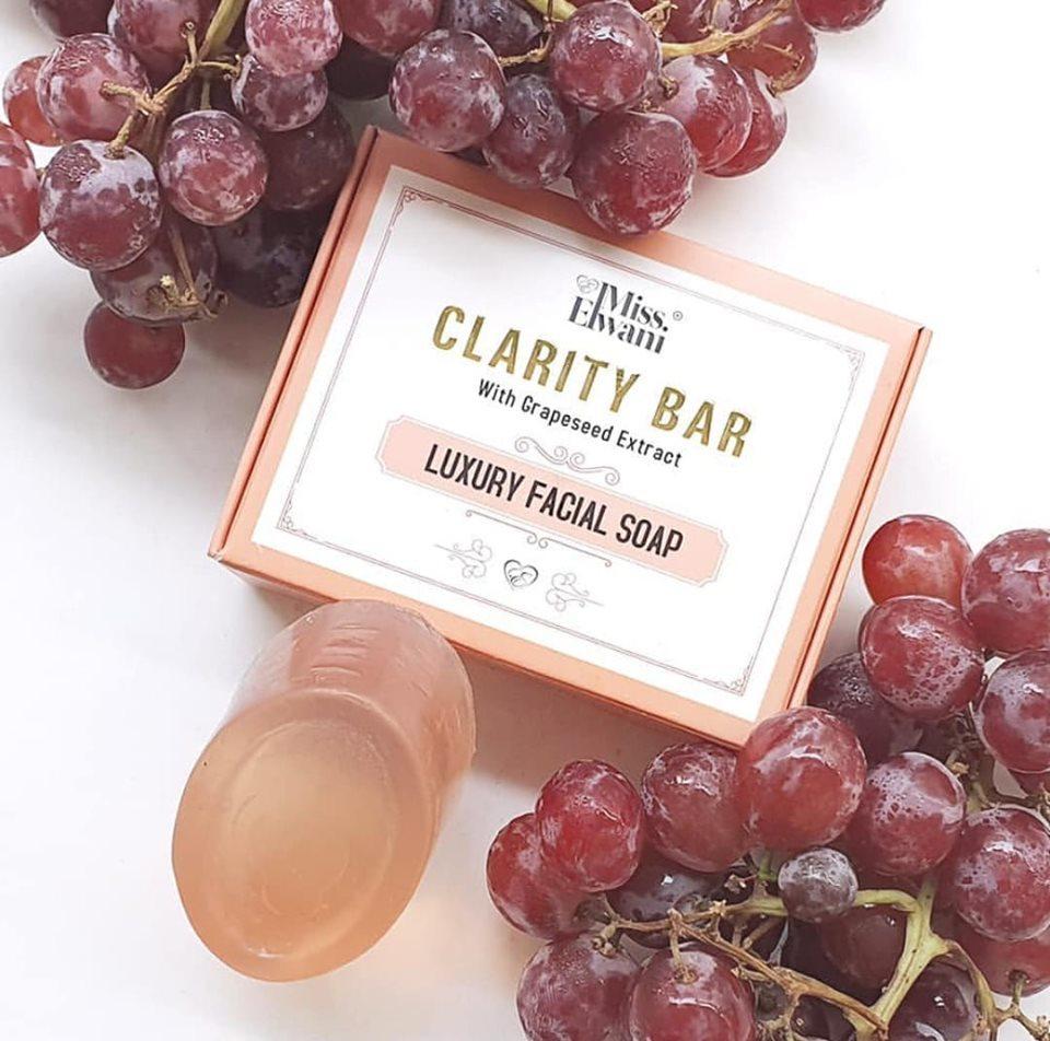 Clarity Facial Soap Bar, 40 Grams