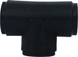 Pp / Hdpe Moulded Tee ( But - Weld Type )
