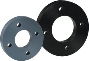 Pp And Hdpe Thread Pipe-bore Flange