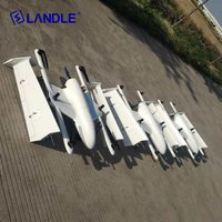 Ct-05 Power-operated Vtol Fixed-wing Drone For Surveillance And Surveying